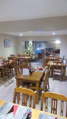 Weaverthorpe, UK: New dinning area
