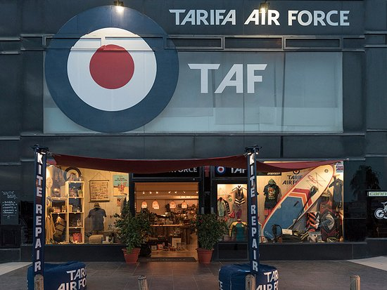 ‪Tarifa Air Force‬