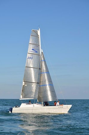 Sail Key Largo