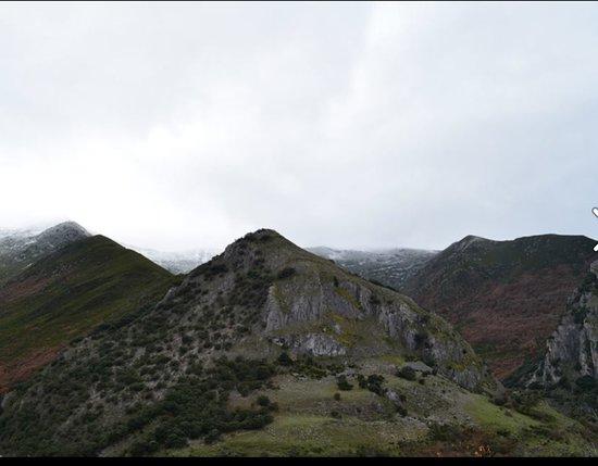 Ponferrada, Spania: Paisaje