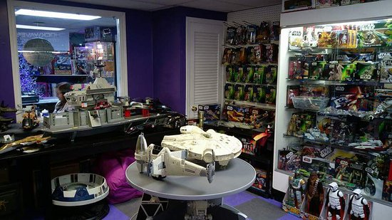 Shockwaves Lab Toys & Collectables