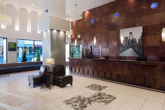 桑德曼卡爾加里市中心酒店