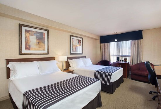 Sandman Hotel Castlegar: Standard 2 Doubles