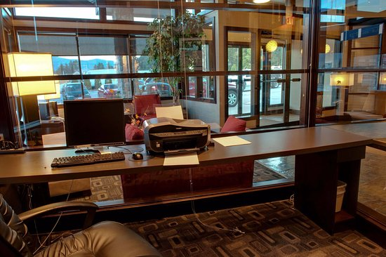 Sandman Hotel Castlegar: Business Centre