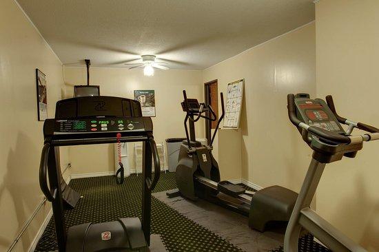 Sandman Hotel Castlegar: Fitness Centre