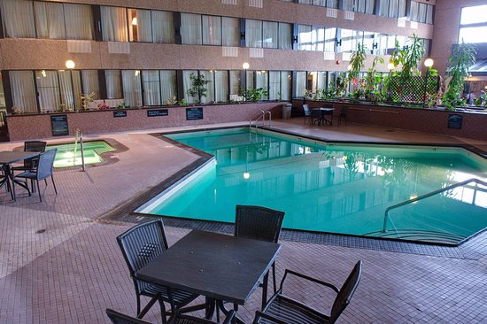 Sandman Hotel Castlegar: Indoor Pool