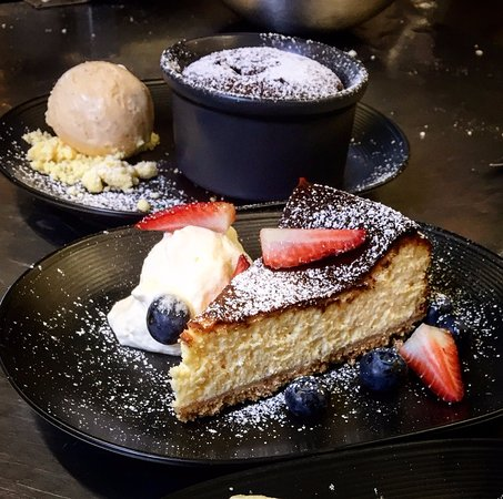 Warragul, Australia: Restaurant - Sweets