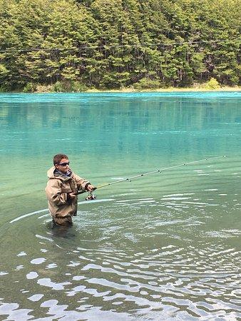 Puerto Bertrand, Chile: Algunas actividades que hicimos en nuestra visita de enero 2017