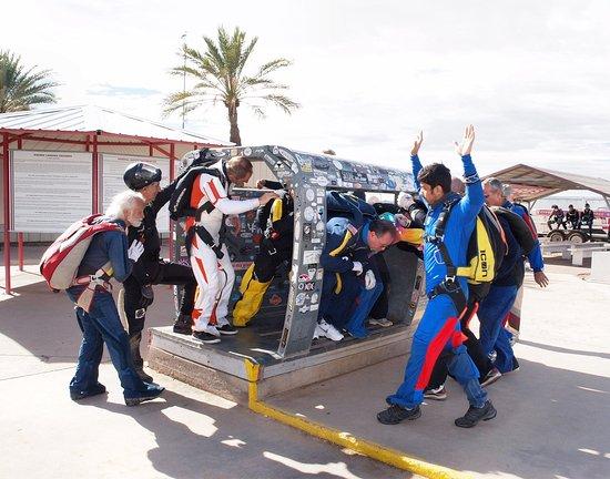 Casa Grande, AZ: Phoenix Area Skydiving