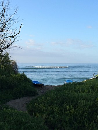 Makawao, HI: Surf lessons are at the ideal beginner spots away from the crowds.