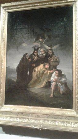Museo Lázaro Galdiano: Знаменитые ведьмы Гойя
