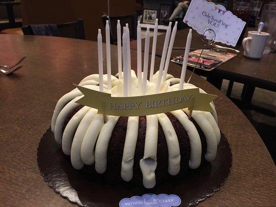 Lone Tree, CO: Birthday Cake