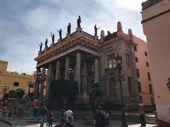 Juarez Theater (Teatro Juarez) : Teatro Juárez