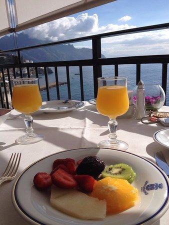 Santa Caterina Hotel: Café da manhã