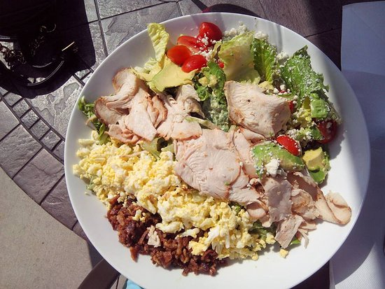 West Bend, WI: Smoked Turkey Cobb Salad