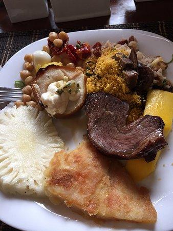 Restaurante Frei Damião Quinze Foto