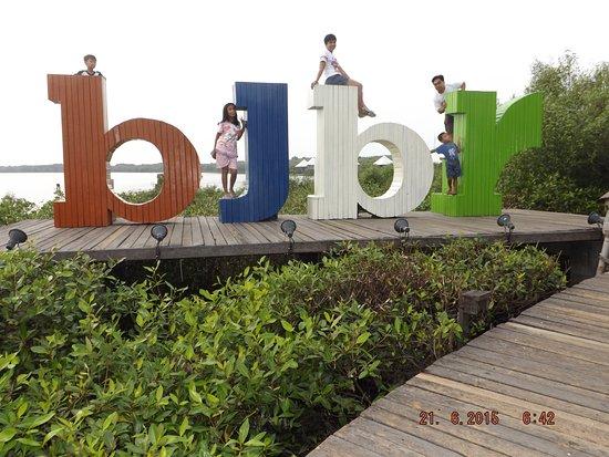 BeeJay Bakau Resort Restaurant: BeeJay Resort