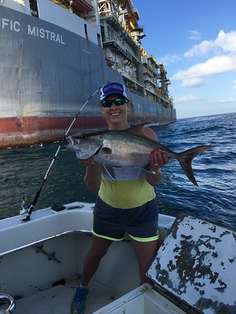 Tuna wahoo picture of hatts off fishing charters Fishing in aruba