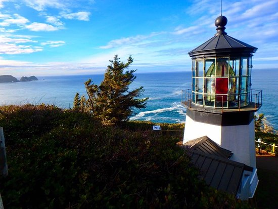 Tillamook, Oregón: the lighthouse