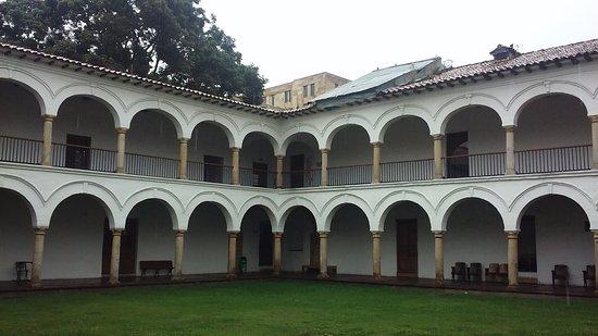Portal de Museos de la Universidad Nacional de Colombia - Claustro de San Agusti-n