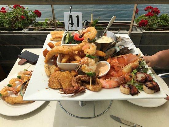 Sammy's On The Marina: Sammy's Platter