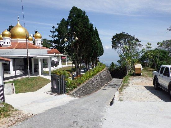Masjid Bukit Bendera (Penang Hill Mosque)