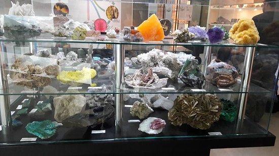 Museu de Mineralogia Aitiara