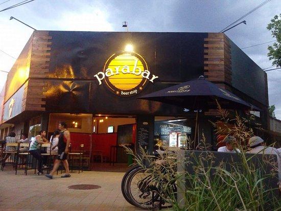 Godoy Cruz, Argentina: Parabar, beer stop!