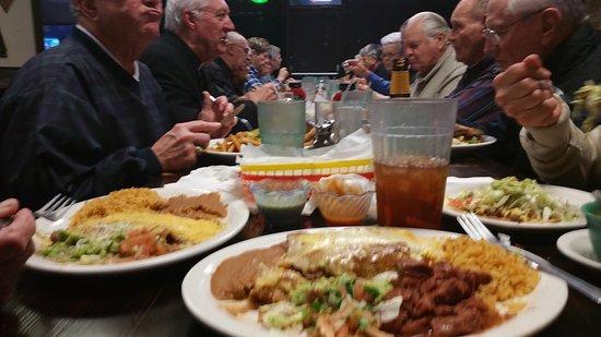 Las Palmas Mexican Restaurant Victoria Texas