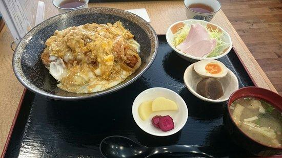 Katori, Japan: かつ丼
