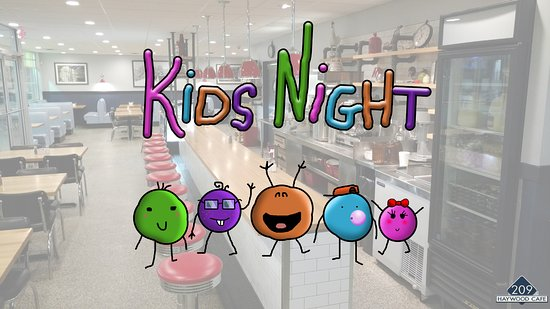 Waynesville, NC: Mondays and Tuesdays are KIDS NIGHT!  One free kid's menu item for each adult entree Purchase