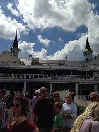 Kentucky Derby Museum: Twin Spires