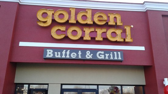 Maplewood, MN: Golden Corral