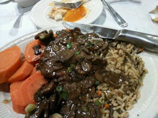 West Allis, WI: Steak Diane