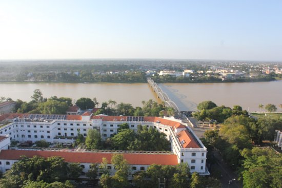 Imperial Hotel: view from top