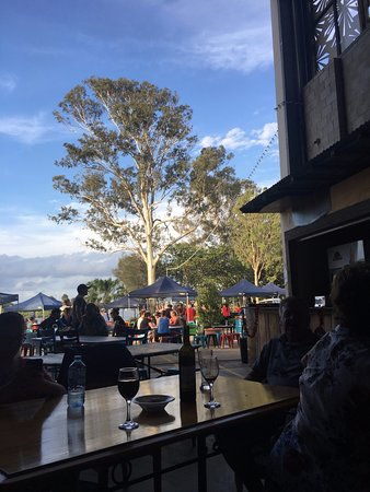 Bundaberg, Australia: view
