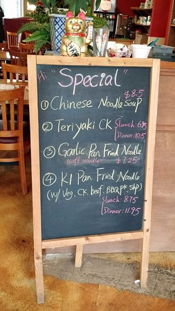 Albany, OR: Daily specials