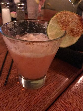 San Angelo, TX: Everything was wonderful. That is the Ping Guava Margarita & everyone at the table loved it!