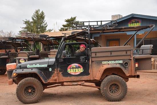 Arizona Safari Jeep Tours Reviews