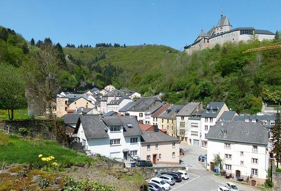 Altstadt Vianden.