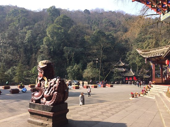 Dujiangyan, จีน: photo6.jpg