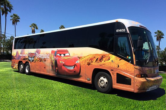 Disneyland Resort Express: Airport Transfer between John Wayne...