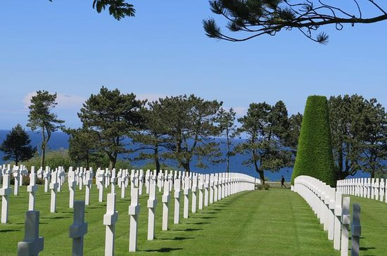Normandy D-Day Landing Beaches Tour...