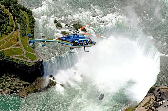 Toronto to Niagara Falls Full-Day...