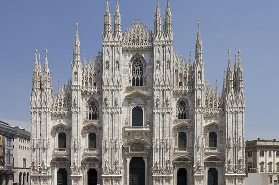 Milan Duomo Ticket and Terraces Audio...