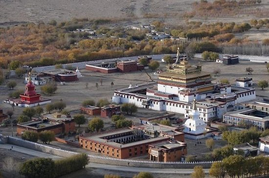 4-Night Lhasa e Samye Monastery