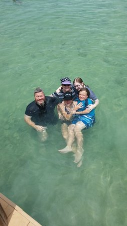 Pigeon Key: Great swimming and fantastic snorkling!