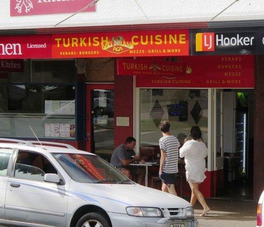 AGA Turkish Cuisine In Raglan Picture Of Aga Turkish Cuisine - Cuisine aga