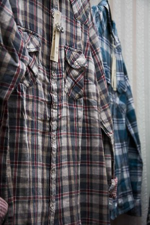 Fallbrook, CA: Love Stitch Plaids during Fall and Winter