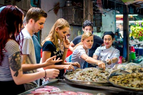 'Go!' Thai Cooking Class